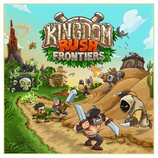Kingdom Rush Frontiers [v 1.4.4] (2016) PC | Steam-Rip от R.G. Игроманы