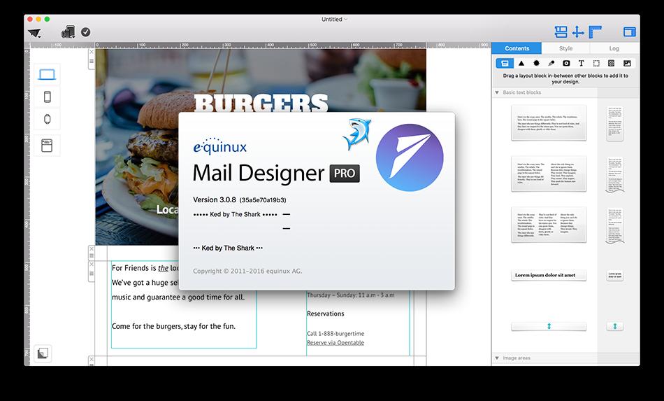 Mail designer pro 3 v3 0 8 2016 eng soft for Mail designer pro templates