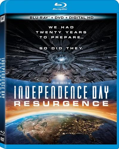 День независимости: Возрождение / Independence Day: Resurgence (2016) BDRip 720p от k.e.n   Лицензия