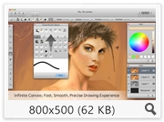 MyBrushes - Sketch, Paint, Design 2.1.3 (2016) Eng