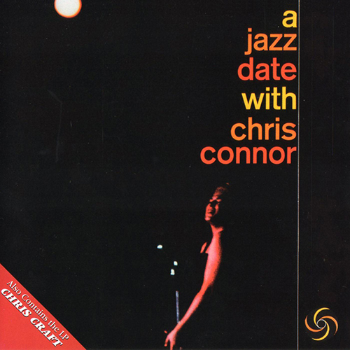 (Vocal Jazz) [CD] Chris Connor - A Jazz Date With Chris Connor / Chris Craft - 1994, FLAC (tracks+.cue), lossless