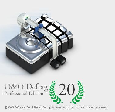 O&O Defrag Professional 20.0 Build 427 Portable by KloneB@DGuY (x86-x64) (2016) Rus