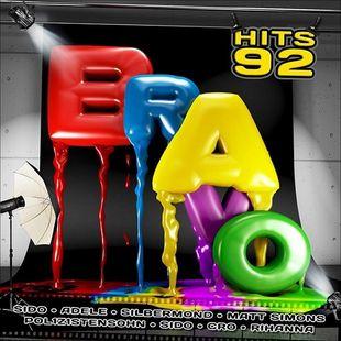 Bravo Hits 92 [2CD] (2016)