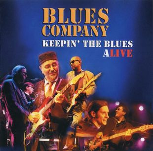 Blues Company - Collection (1987-2016)