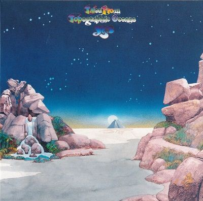(Rock) [BDLP] [24/48] Yes - Tales From Topographic Oceans - 1973 (2016, UK, Vinyl Transfer Prepared By John Kimber), FLAC (tracks)