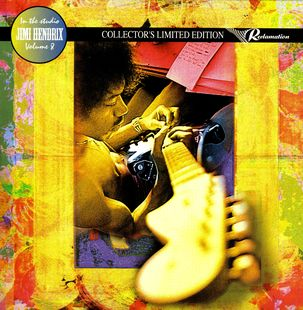 Jimi Hendrix - In The Studio Volumes 1-10 [Collectors Limited Edition 10CD] (2007)