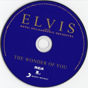 Elvis Presley - The Wonder Of You & If I Can Dream [with The Royal Philharmonic Orchestra] (2016)