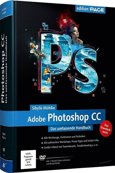 Adobe Photoshop CC 2017.0.0 (2016.10.12.r.53) RePack by D!akov (22.11.2016) [Multi/Ru]