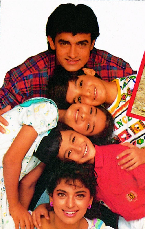 Фото аамира кхана с его детьми