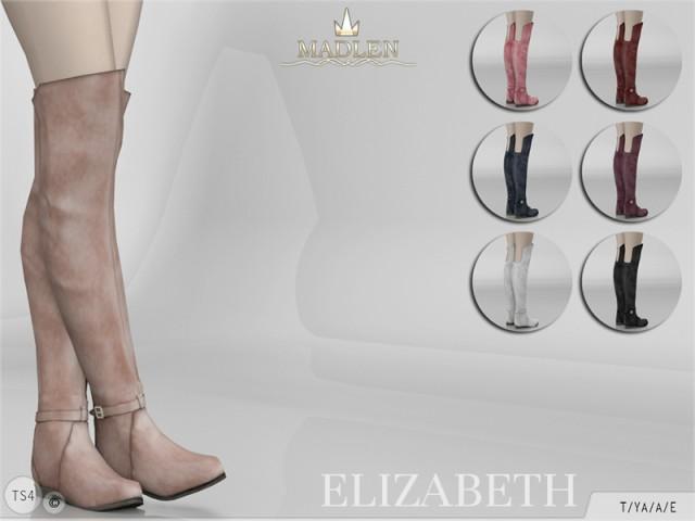 Madlen Elizabeth Boots by MJ95