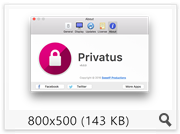 Privatus 5.0.3 (2016) Eng