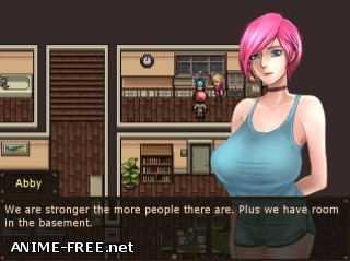 A Zombie's Life [2016] [Uncen] [RPG] [ENG] H-Game