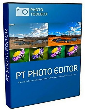 PT Photo Editor Pro Edition 3.7 RePack (& Portable) by 78Sergey-Dinis124 (x86-x64) (2016) Multi/Rus