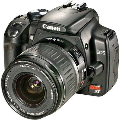 Фотоаппараты от Canon: основные разновидности
