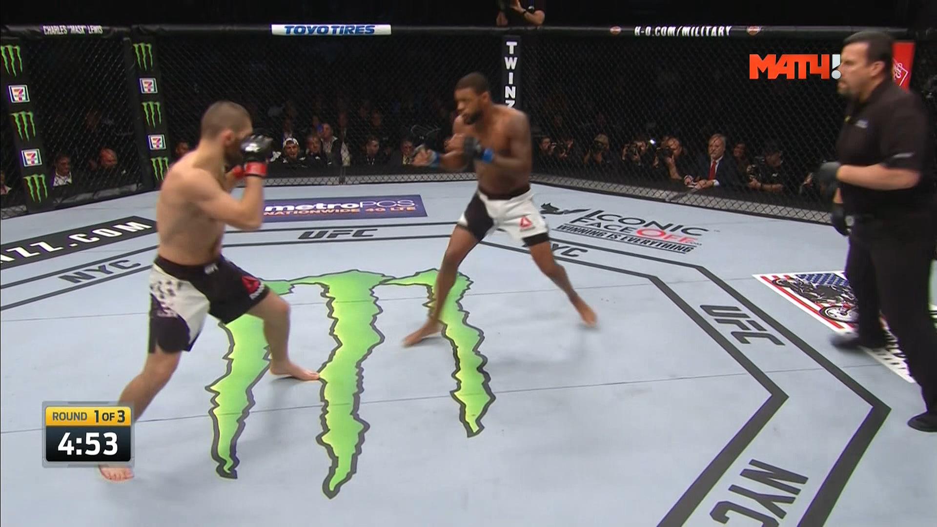 Смешанные единоборства - UFC 205: Alvarez vs. McGregor (2016) HDTV 1080i | Матч ТВ
