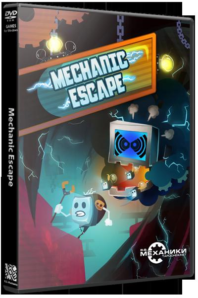 Mechanic Escape (2014) PC | RePack от R.G. Механики
