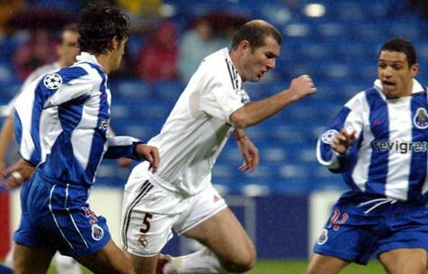 """В новом тысячелетии """"Мадрид"""" пока не уступал португальским клубам"""