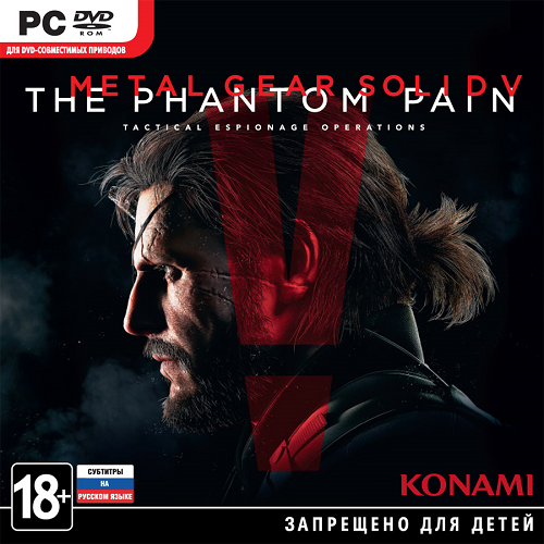 Metal Gear Solid V: The Phantom Pain (2015) PC | Repack
