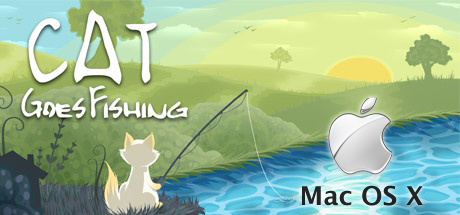 Cat Goes Fishing 1.0u9 (2014) [En] [macOS WineSkin]