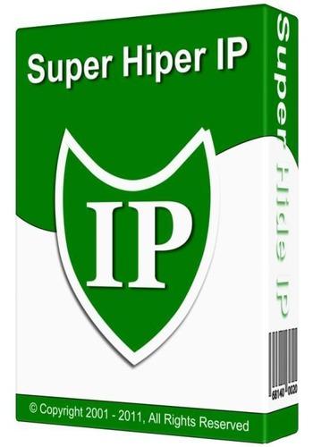 Super Hide IP 3.5.8.8 + Portable – изменять свой IP адрес