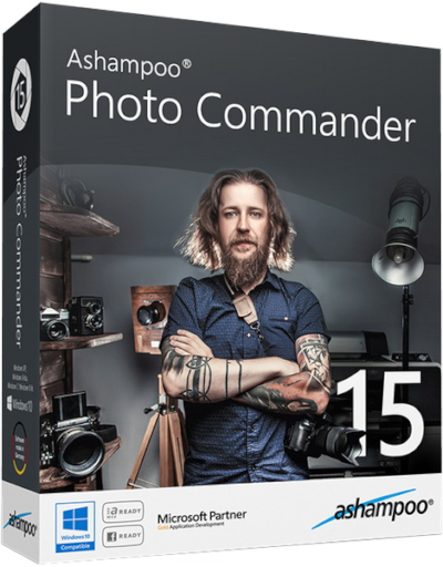Ashampoo Photo Commander 15.0.3 RePack (& Portable) by KpoJIuK (x86-x64) (2017) Multi/Rus