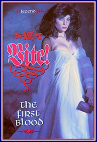 Укус / Укус вампира / Bite! (1991) DVDRip | Rus |