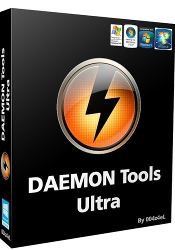 DAEMON Tools Ultra 5.0.0.0540 [Multi/Ru]