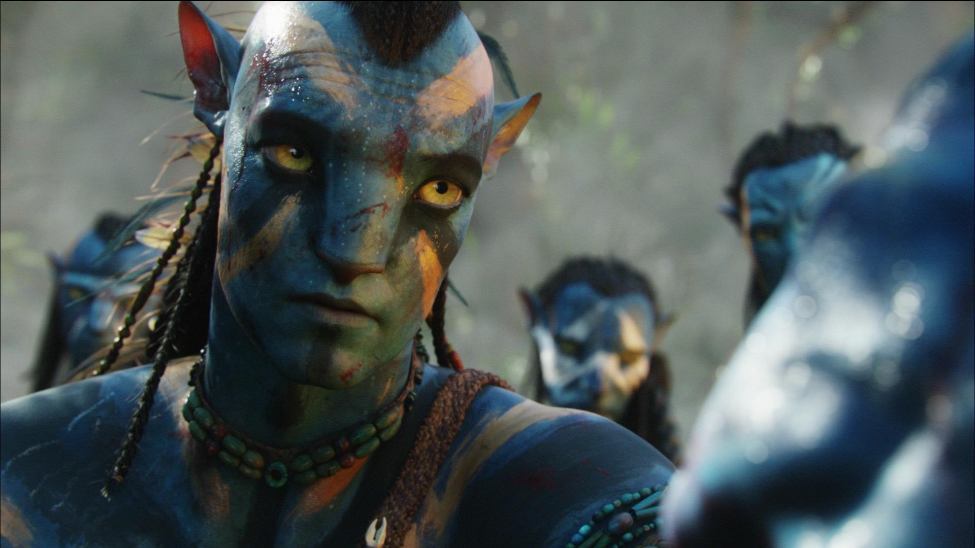 Аватар / Avatar (2009) Blu-ray [H.264/1080p] [3-Disc ...