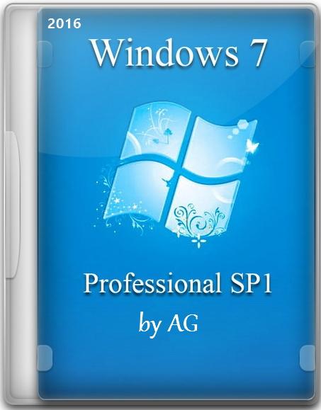 Windows 7 x86 & Intel USB 3.0 by AG 12.16 [Ru]
