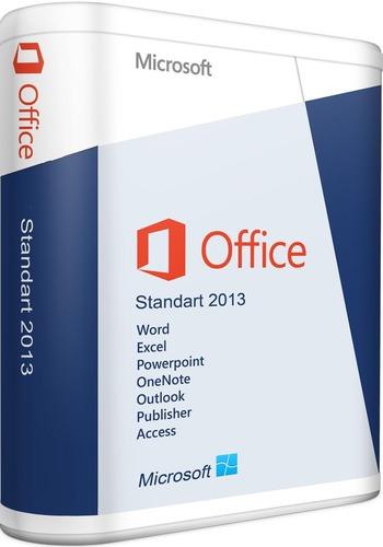 Microsoft Office 2013 SP1 Standard 15.0.4903.1000 RePack by KpoJIuK [Ru]