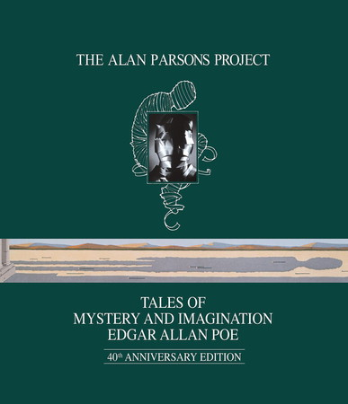 The Alan Parsons Project - Tales of Mystery and Imagination [40th Anniversary Edition] (2016) 1976 [DTS 5.1|44.1/16|image +.cue|BD-Audio] <pop/rock>