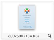 Duplicate File Finder Pro 4.2 (2016) Eng