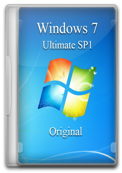 Microsoft Windows 7 Ultimate SP1 Compact (x86/x64) by A.L.E.X.