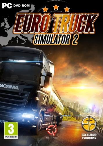 Euro Truck Simulator 2 [v 1.30.1.2 + 54 DLC] (2013) PC | RePack от R.G. Catalyst