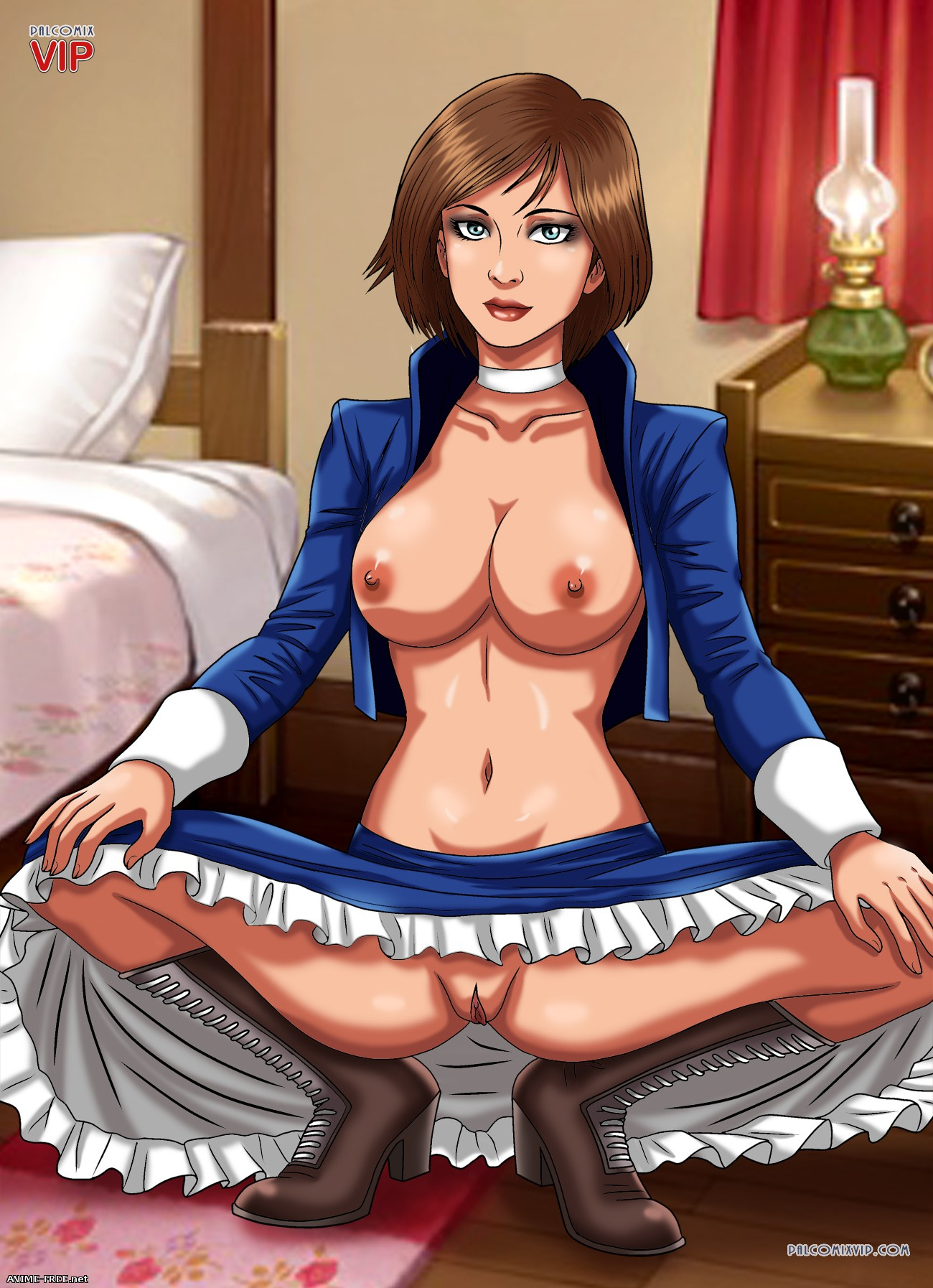 Palcomixvip SiteRip [Uncen] [JPG,PNG] Hentai ART