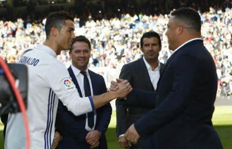 """Роналдо: """"Надеюсь, что """"Мадрид"""" завоюет требл"""""""