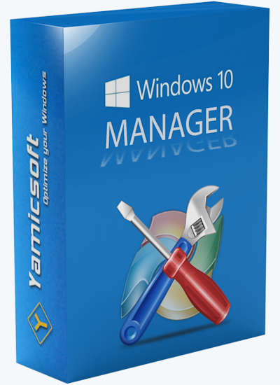 Windows 10 Manager 2.0.5 Final RePack (& Portable) by D!akov (x86-x64) (2017) Multi/Rus