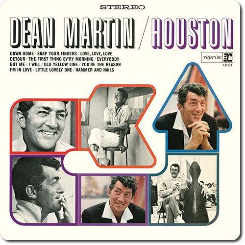 [TR24][OF] Dean Martin - Houston (Reissue) - 1965/2014 (Vocal Jazz)