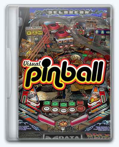Visual Pinball (2016) (10.2.1.0) [License] [En]