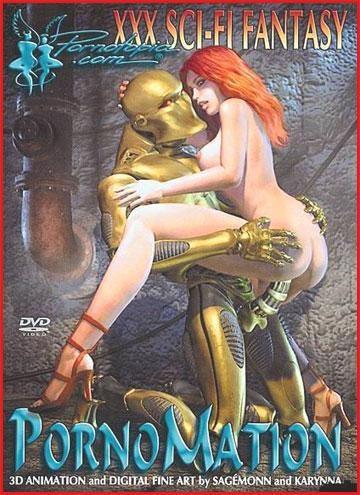 Порно фантазии / PornoMation (2005) DVDRip |