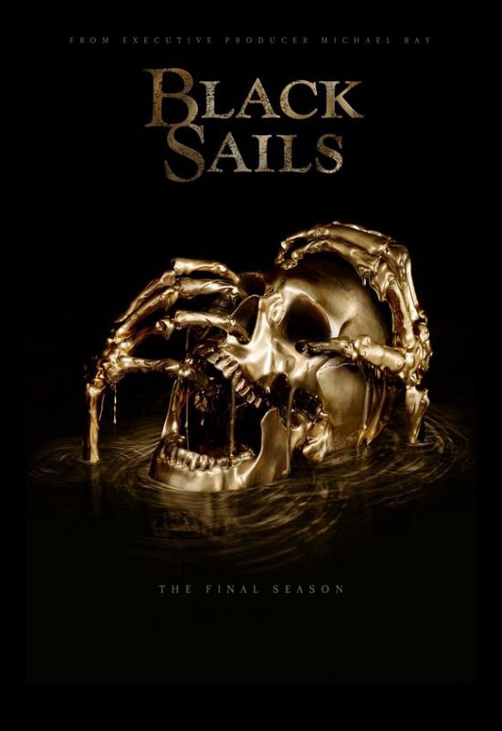 Чёрные паруса / Black Sails (4 сезон/2017/WEBRip)