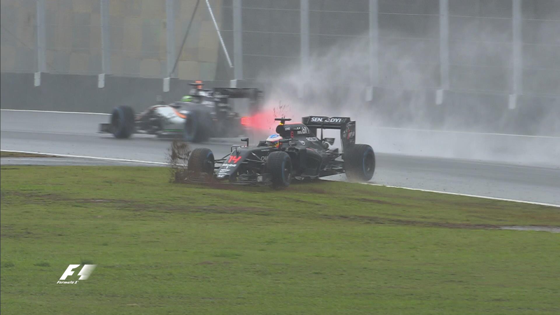 В Уильямсе протестировали переднее крыло к новому сезону