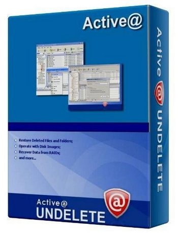 Active@ UNDELETE Professional 11.0.11 RePack by WYLEK (x86-x64) (2017) Rus