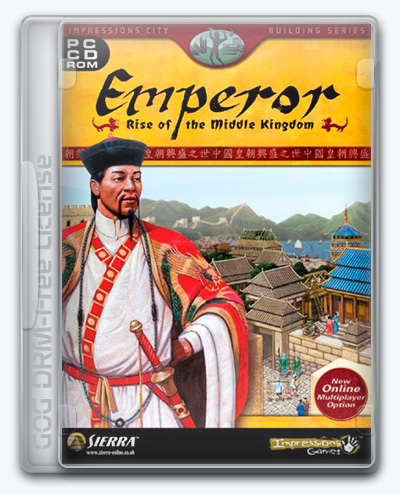 Emperor: Rise of the Middle Kingdom (2002) [En] (1.0.1.0) License GOG