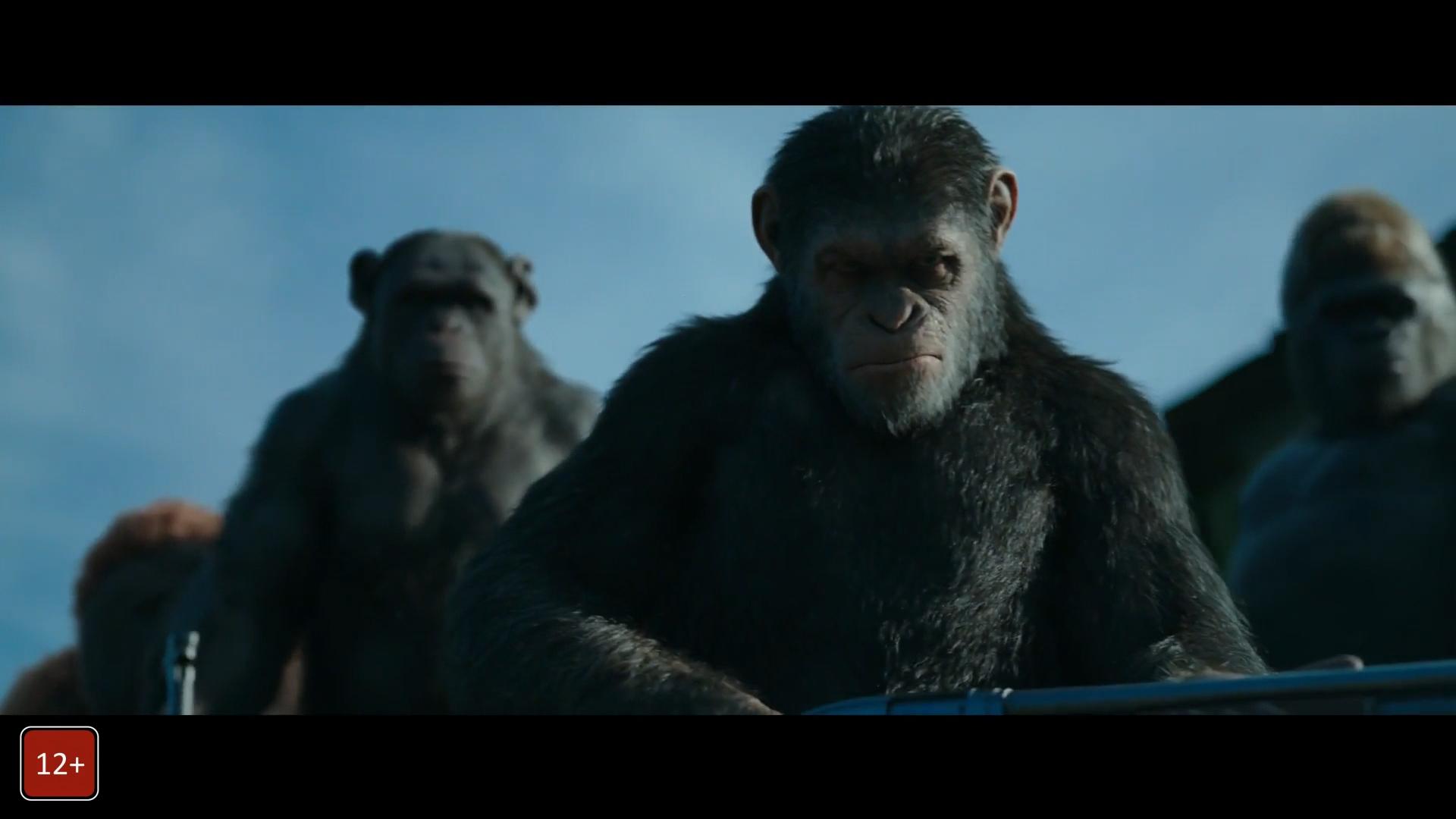 Планета обезьян: Война (2017) TS
