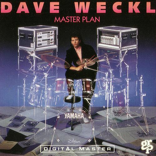 (Jazz-Rock, Fusion) [CD] Dave Weckl - Master Plan - 1990, FLAC (tracks+.cue), lossless