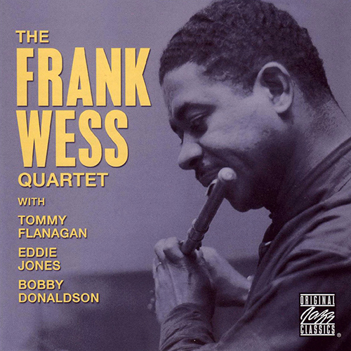 (Mainstream Jazz) [CD] Frank Wess - The Frank Wess Quartet (1960) - 2004, FLAC (tracks+.cue), lossless