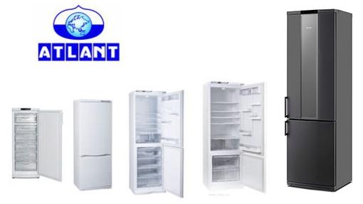 Ассортимент холодильников белорусского производителя
