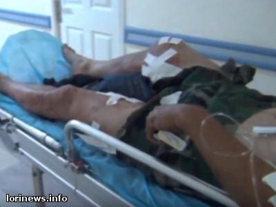 Ստեփանակերտից ուղղաթիռով Երեւան տեղափոխված պայմանագրային զինծառայողն արդեն ապաքինվում է