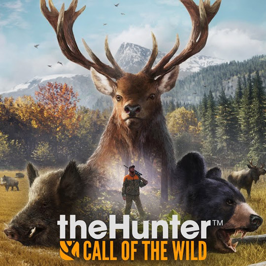 theHunter: Call of the Wild (RUS|ENG) [RePack]